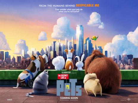 6766 5028 The Secret Life Of Pets: Silly Fun But Far From Purr Fection