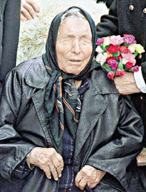 Blind Mystic Who Predicted 9/11 Has Some Bad News For 2016 And Future Baba Vanga Wikimedia