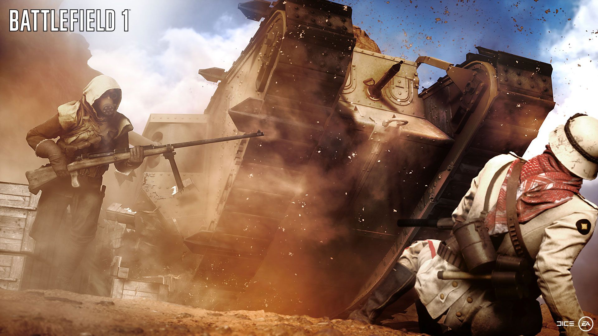 Battlefield1 Reveal 07.0 Battlefield 1 Will Be Shown Off At This EA Event In June