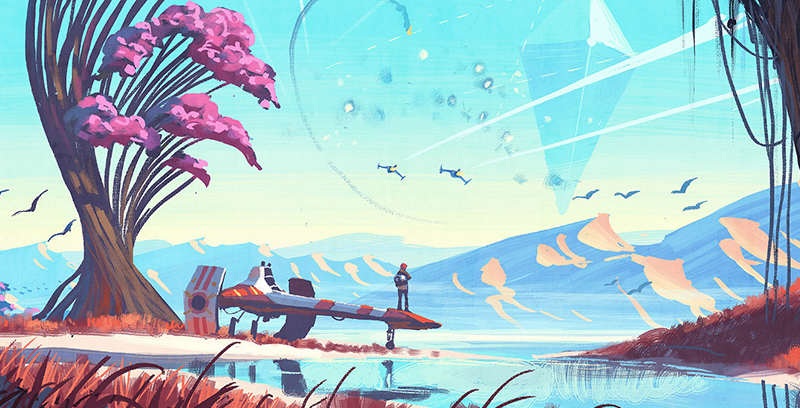 FacebookThumbnail 150 No Mans Sky Developer Reveals Why They Werent At E3