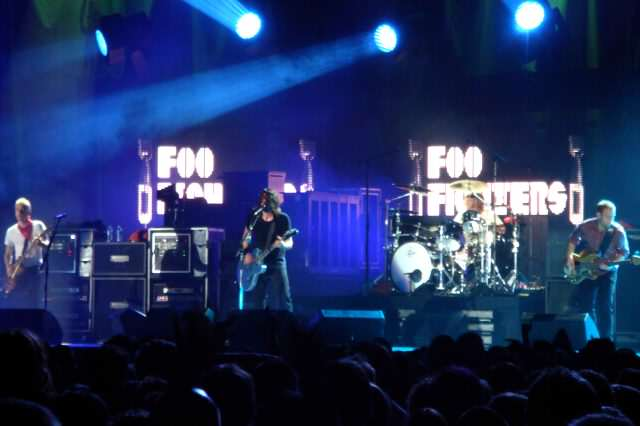 Foo Fighters Suing For Money Lost After Paris Terror Attacks Foo Fighters 2007 640x426