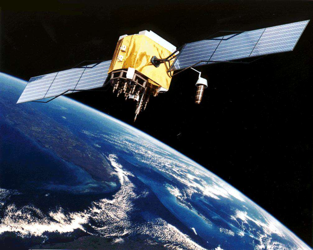 GPS Satellite NASA art iif Russia About To Reveal Secret U.S. Military Spy Satellites