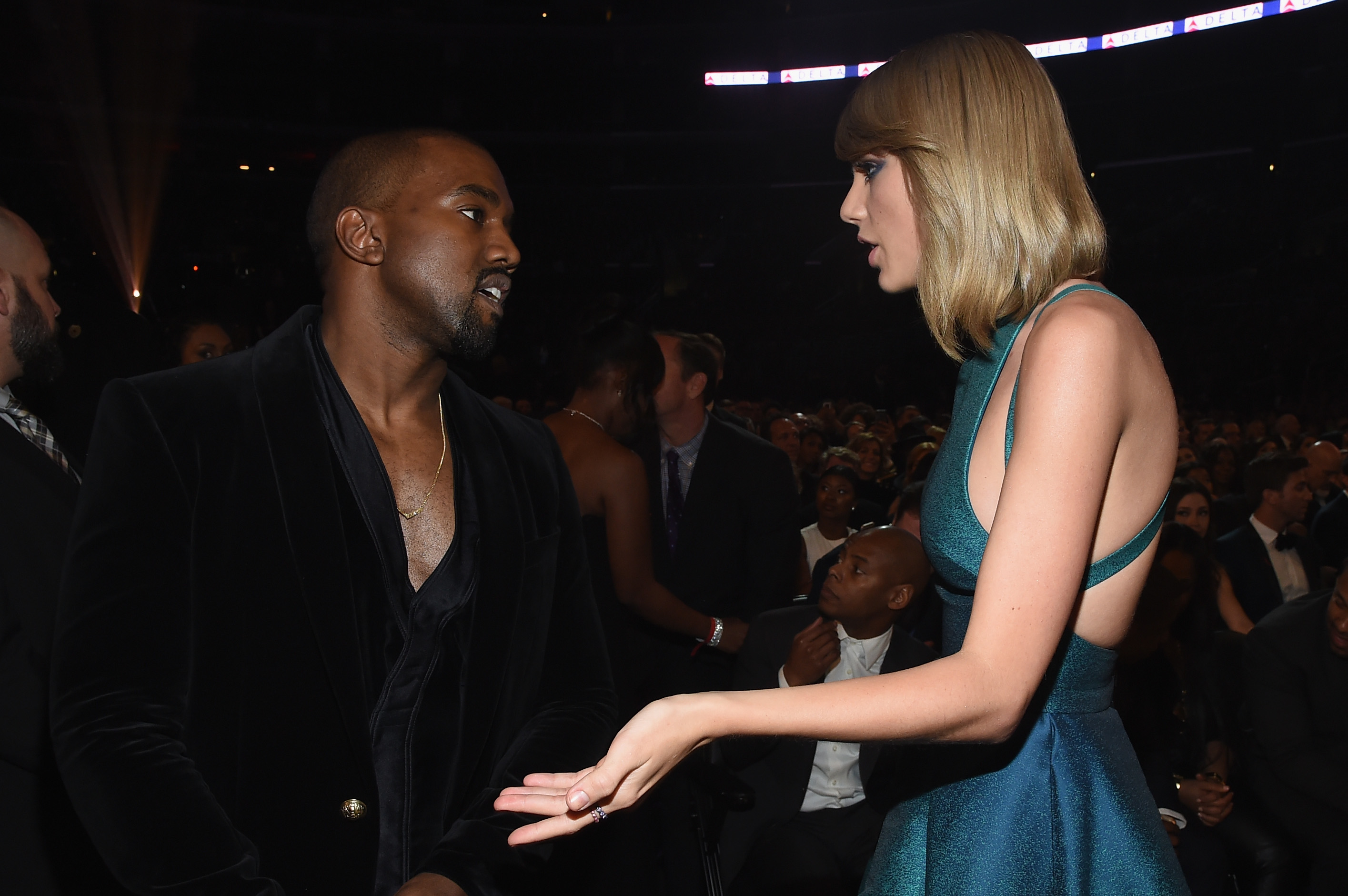 GettyImages 463036374 The Kanye West Taylor Swift Feud Has Just Got A Whole Lot Worse