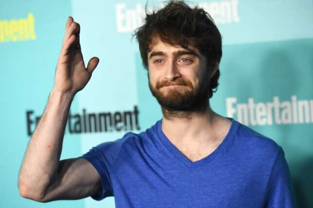 GettyImages 480475940 640x426 This Is Why Daniel Radcliffe Is Refusing To Watch The Cursed Child