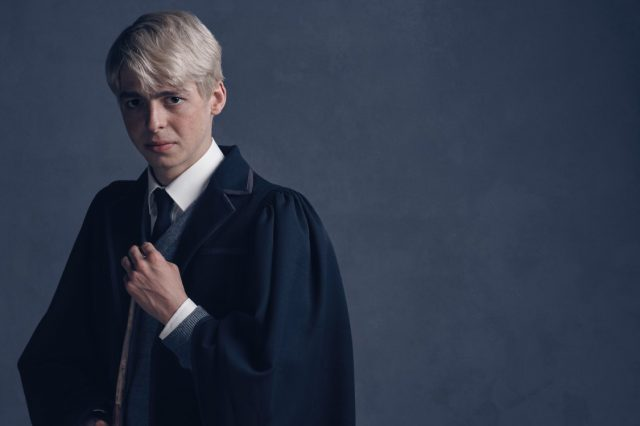 HP 20100 Scorpius FL 640x426 Cast Photos Of Malfoy In New Harry Potter Reveal Dramatic New Look