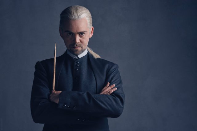 HP 20274 Draco FL 640x426 Cast Photos Of Malfoy In New Harry Potter Reveal Dramatic New Look