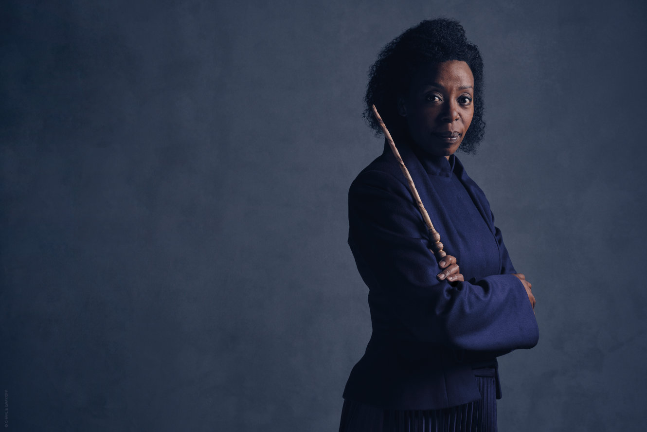 HP 20671 Hermione FL Cast Photos Of Ron And Hermione In New Harry Potter Now Revealed