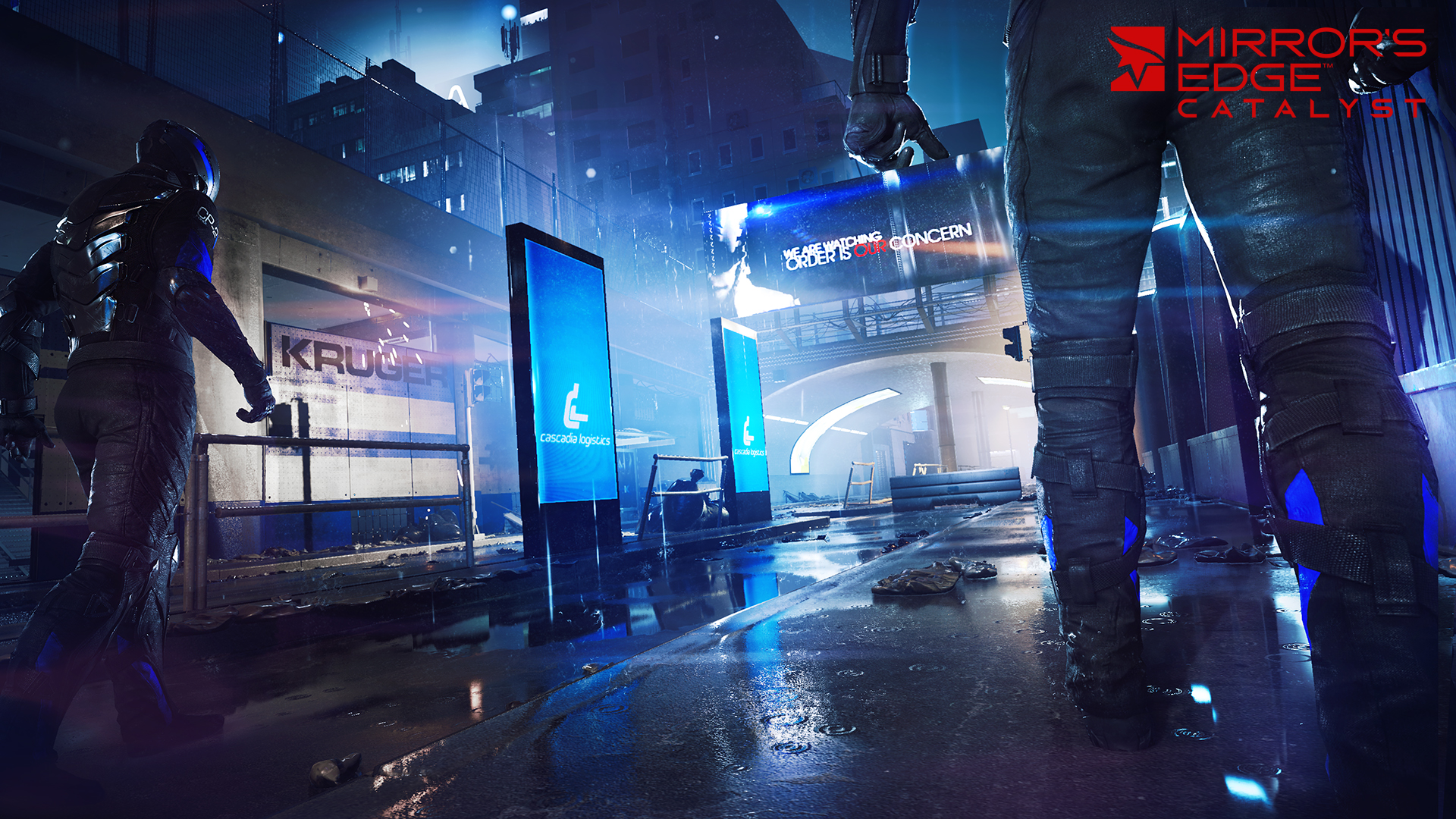 Mirrors Edge Catalyst 1 Mirrors Edge Catalyst Doesnt Quite Stick The Landing
