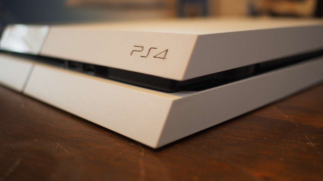 PS4 white PS4K Could Be Coming Much Sooner Than Expected
