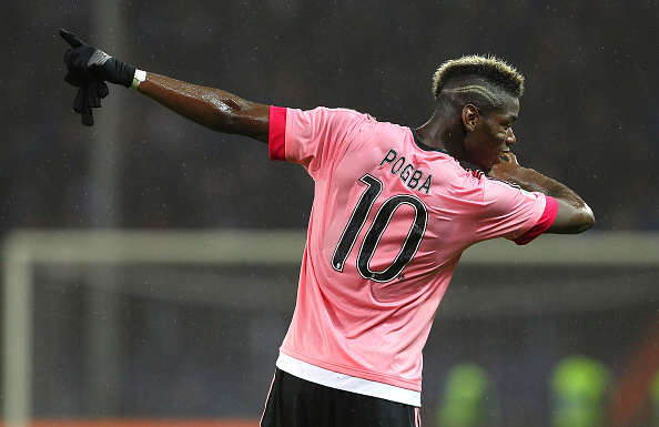 Pogba Dab Getty 1 Man United Set To Make Bid For World Class Midfielder Next Week