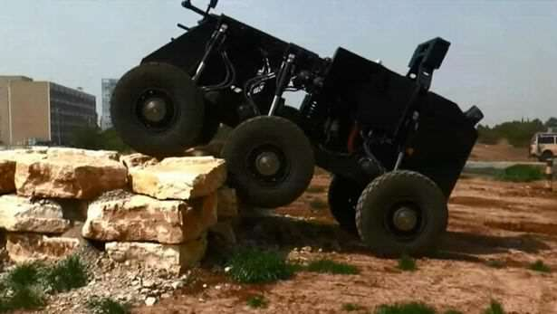 RoBattle This High Tech Combat Robot May Change War As We Know It