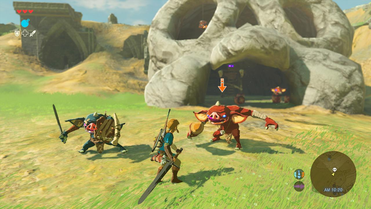 Zelda: Breath Of The Wild E3 Demo Was Nearly Stolen By Hacker The Legend of Zelda Breath of the Wild 3
