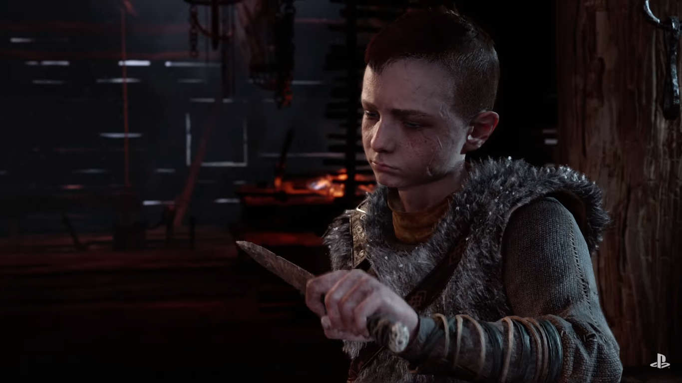 Untitled 1 4 1 How The God Of War 4 Team Settled On Norse Mythology