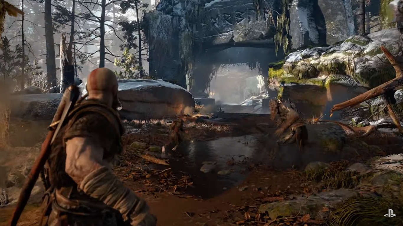Untitled 1 6 Loads Of New God Of War 4 Info, Setting And Gameplay Explained