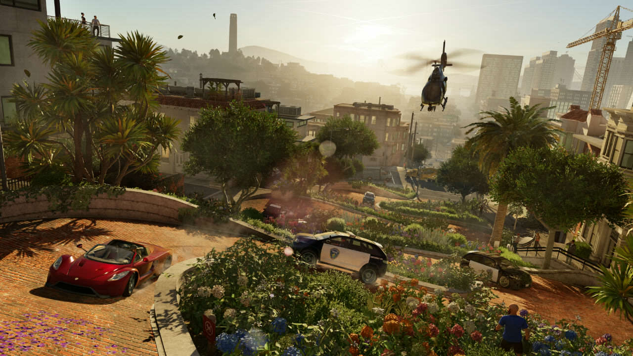 WD2  SC3 Ann LombardChase Watch Dogs 2 Livestream Reveals Tons Of New Story And Gameplay Details