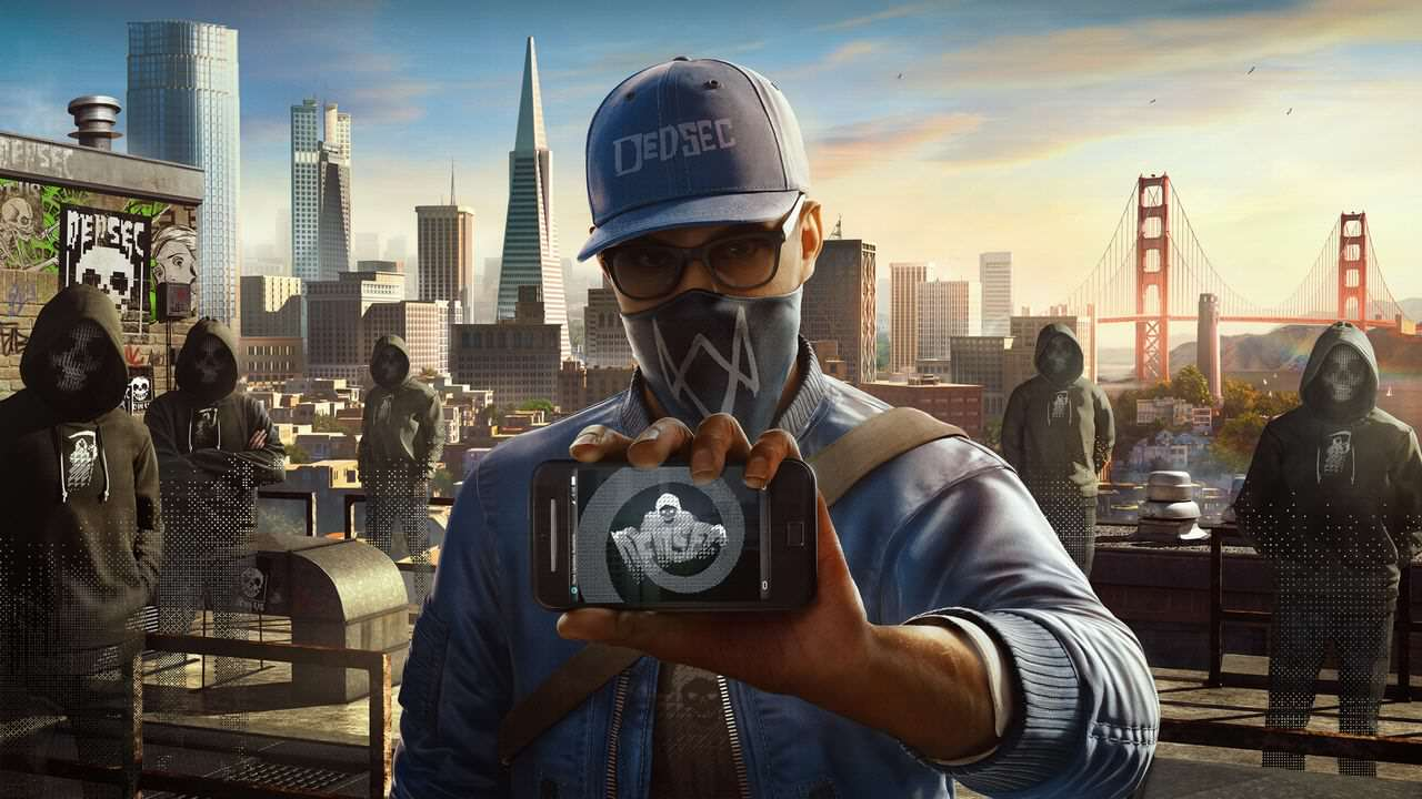 WD2 art marcusrooftop e3 160613 230pm 1465823196.0.0 Watch Dogs 2 Gets New Gameplay Footage And Info Revealed