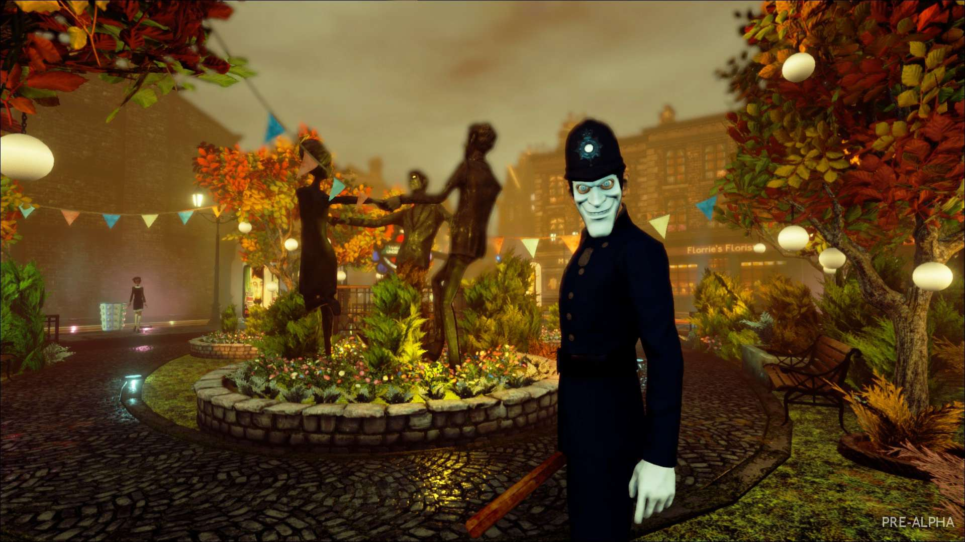 We Happy Few E3 Trailer Is Wonderfully Chilling WeHappyFew 2 ExitBobby PreAlpha