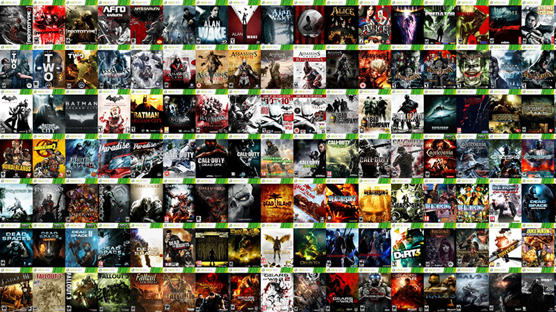 Xbox 360 Backwards Compatibility Games we need first Xbox One Gets Eight More Backwards Compatible Games
