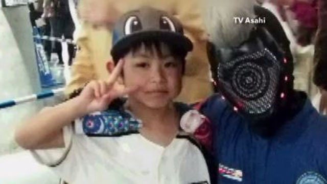 Yamato Tanooka JPG Missing Boy Found After Parents Abandon Him In Bizarre Punishment