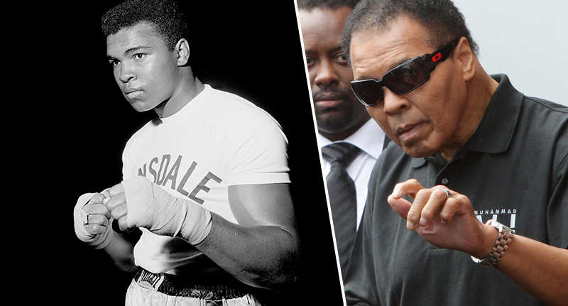 aliaa The Greatest, Muhammad Ali, Has Died Aged 74