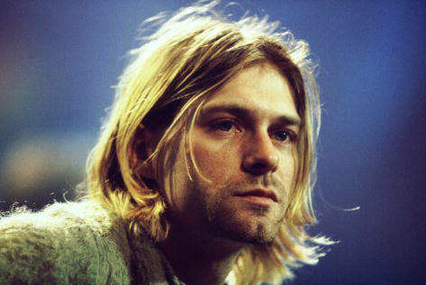 Reddit Users Reveal What Celebrities Were Really Like At School cobain gun 5