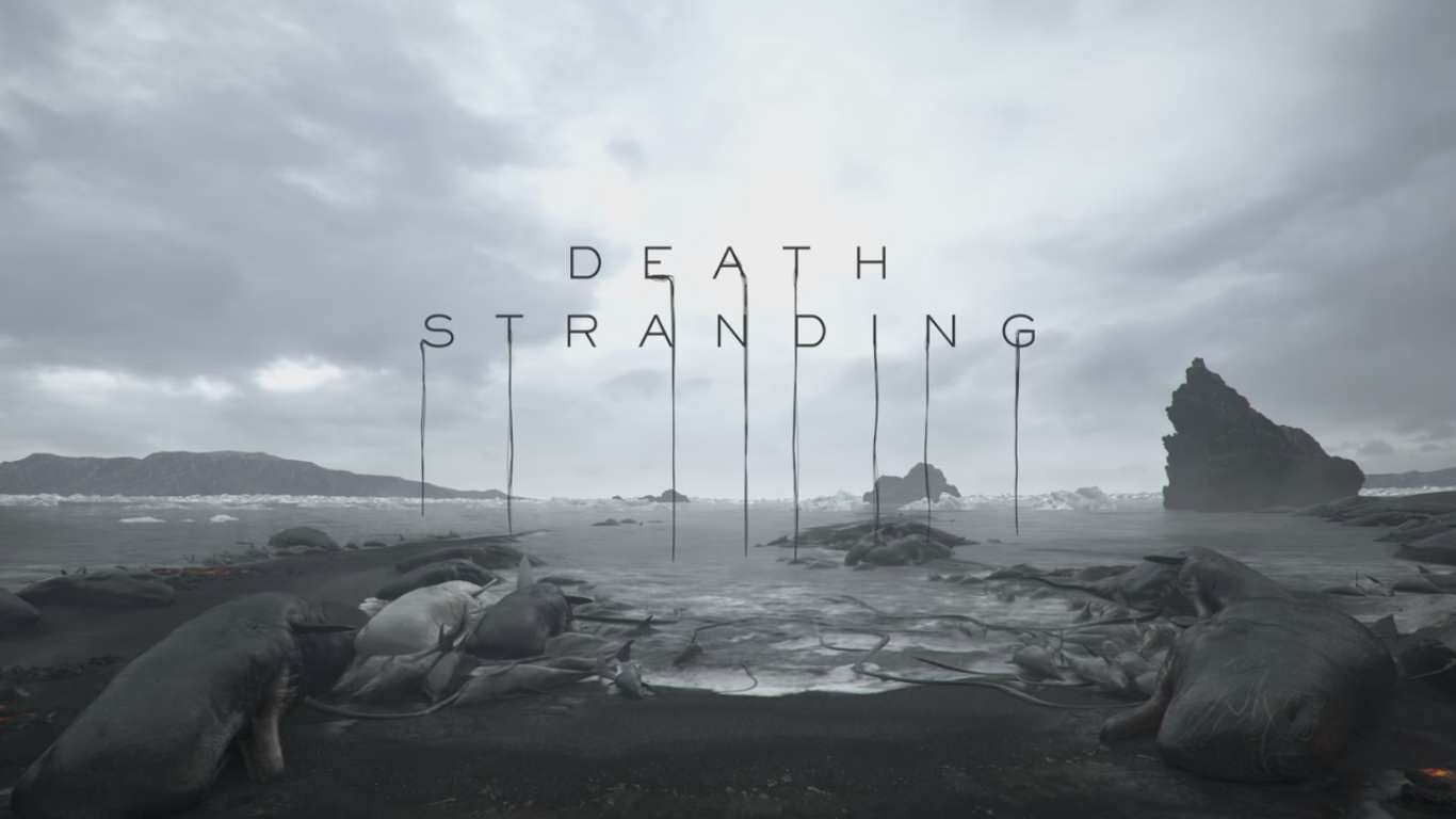 death Death Stranding Unveiled By Hideo Kojima
