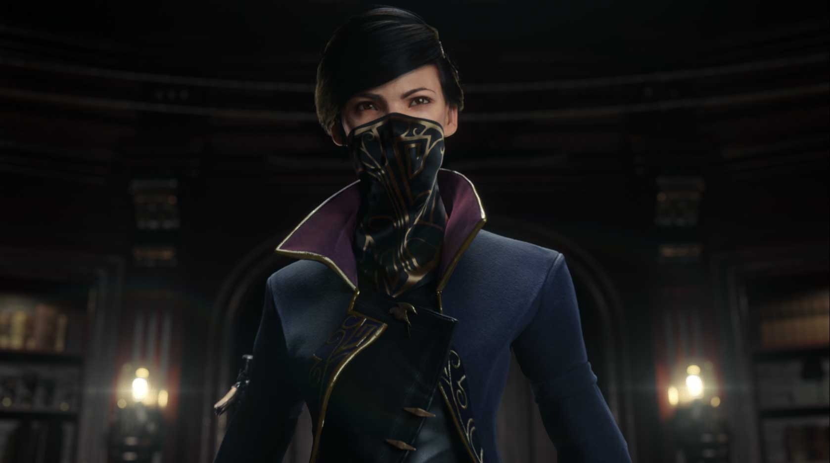 Dishonored 2 Gameplay Trailer Shows Off Amazing New Abilities dishonored 2 e3 2015 2Emily