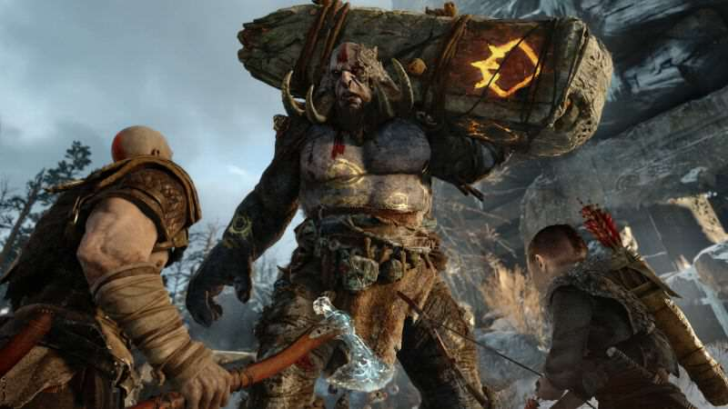 djg9iz1tcrufddtjibdy God Of War 4s Trailer Is Hiding Some Cool Secrets