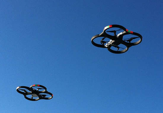Drone 'Taxis' Could Be A Reality Soon!