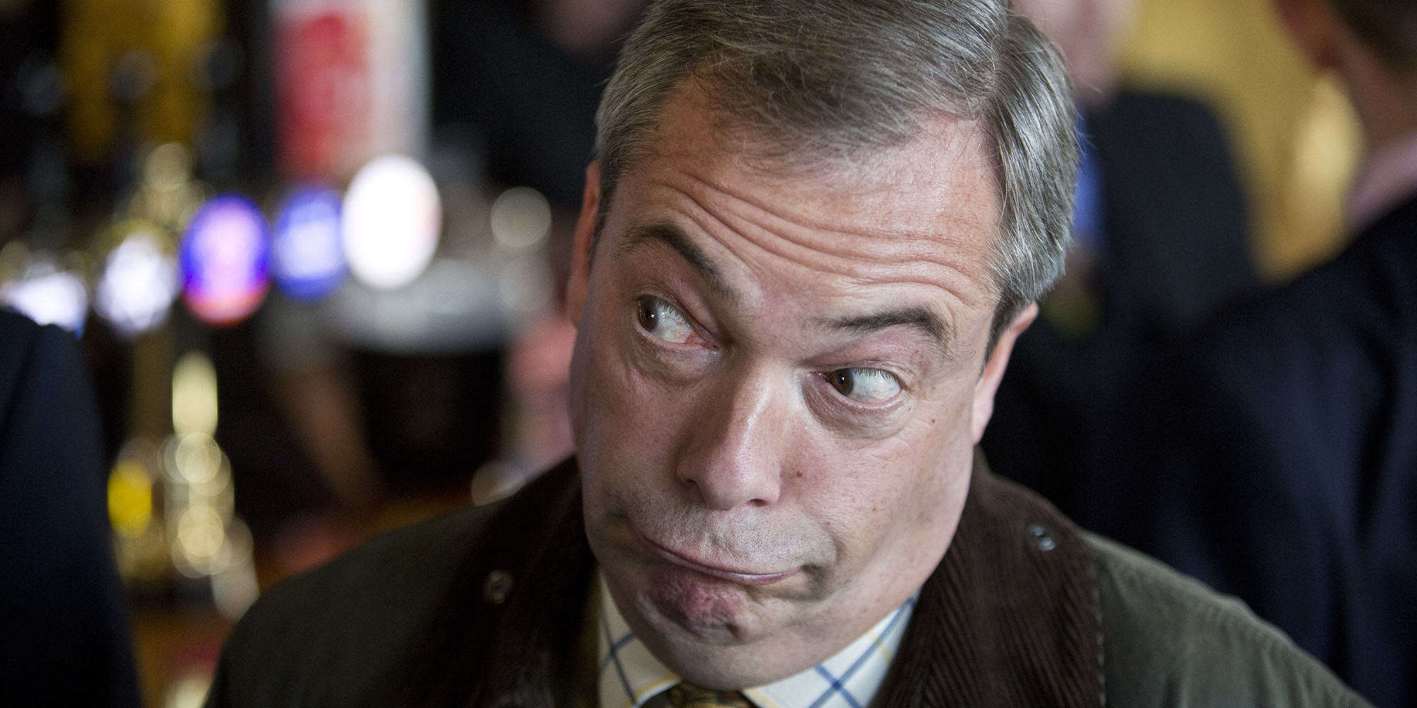 Bookies Have New Unexpected Favourite To Become Next James Bond farage crash 1