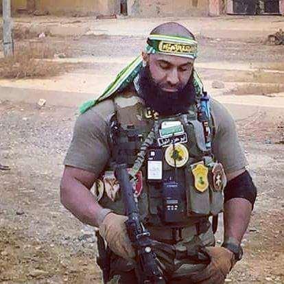 Axe Wielding Iraqi Rambo Back Fighting ISIS In Dramatic New Video fb2