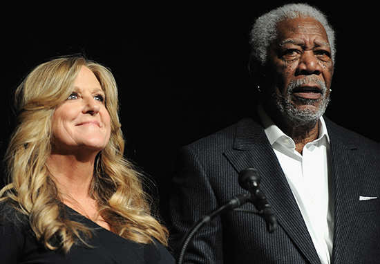 Morgan Freeman Sets Record Straight, Hes Sexist Not Misogynistic freeman1
