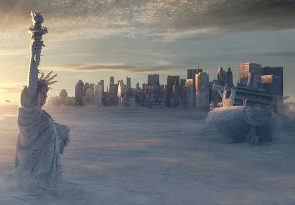 ice age web thumb 1 Ice Age Could Be On The Cards As Sun Has 'Gone Blank'