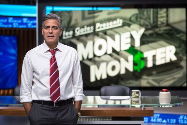 Money Monster: An Entertaining Thriller With Money On Its Mind