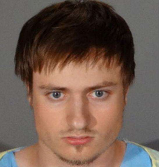 jameshowell Man Arrested With Weapons Said He Was On Way To L.A. Gay Pride