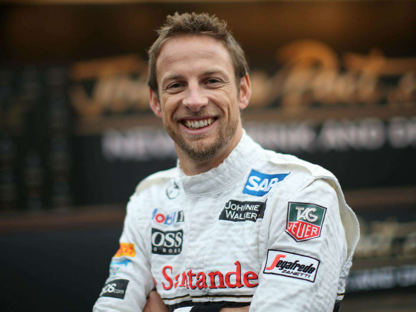 jenson button Top Gear Fans Have Already Found A Replacement For Chris Evans
