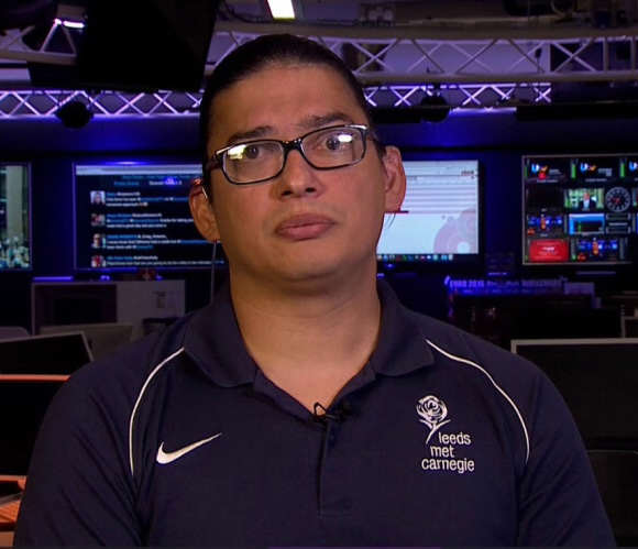 U.S Army Vet Speaks Out About Racist Attack On Tram juan11