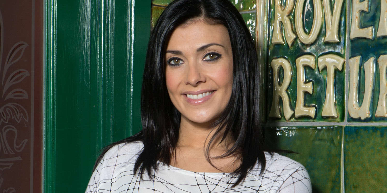 landscape soaps coronation street kym marsh michelle connor Coronation Street Actress Caught Up In Sex Tape Scandal