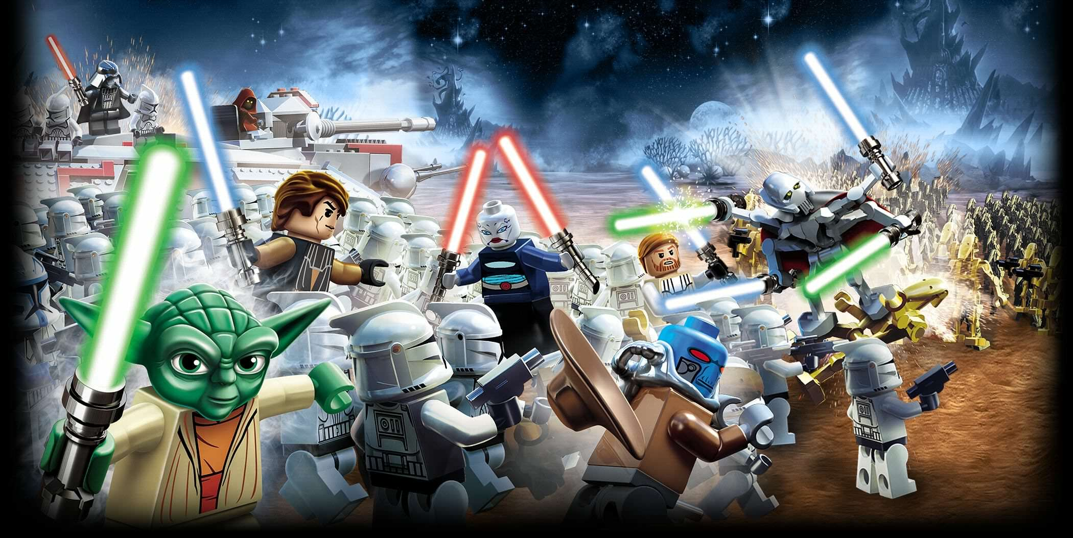 lego star wars2 EA Boss Gives Update On Groundbreaking New Star Wars Games