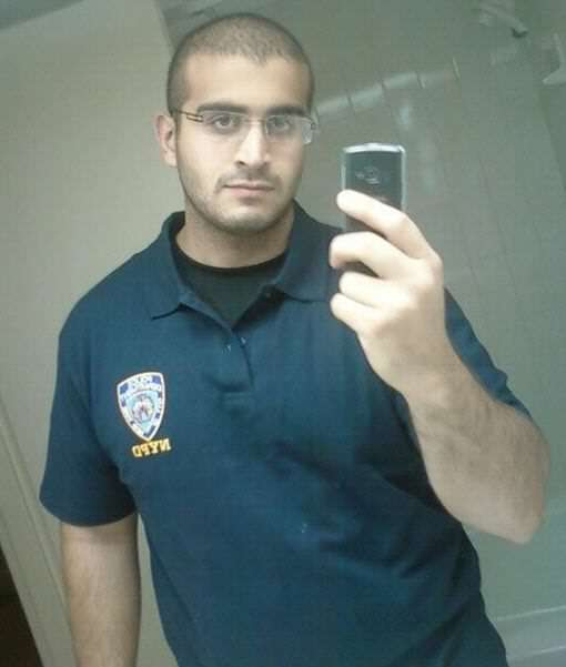 mateen3 2 Orlando Gunmans Final Words Before Being Shot By Police Revealed