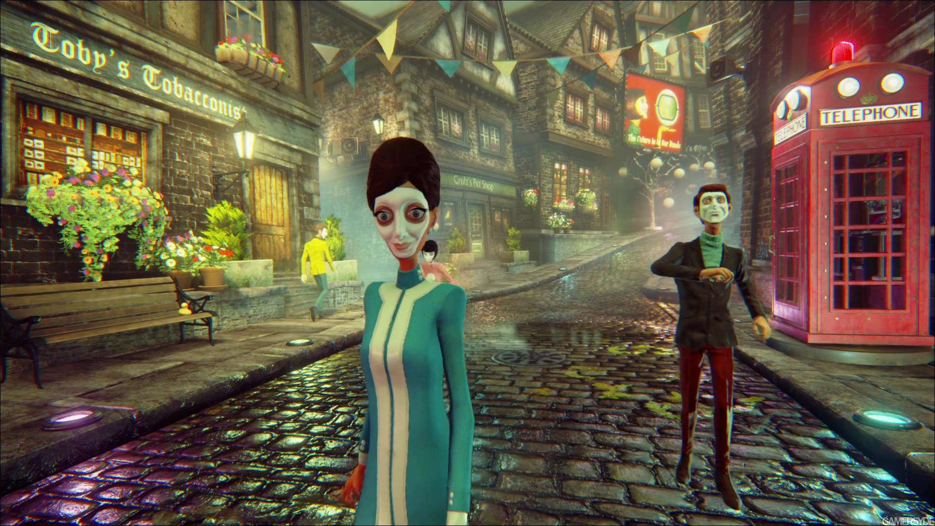 We Happy Few E3 Trailer Is Wonderfully Chilling maxresdefault 21