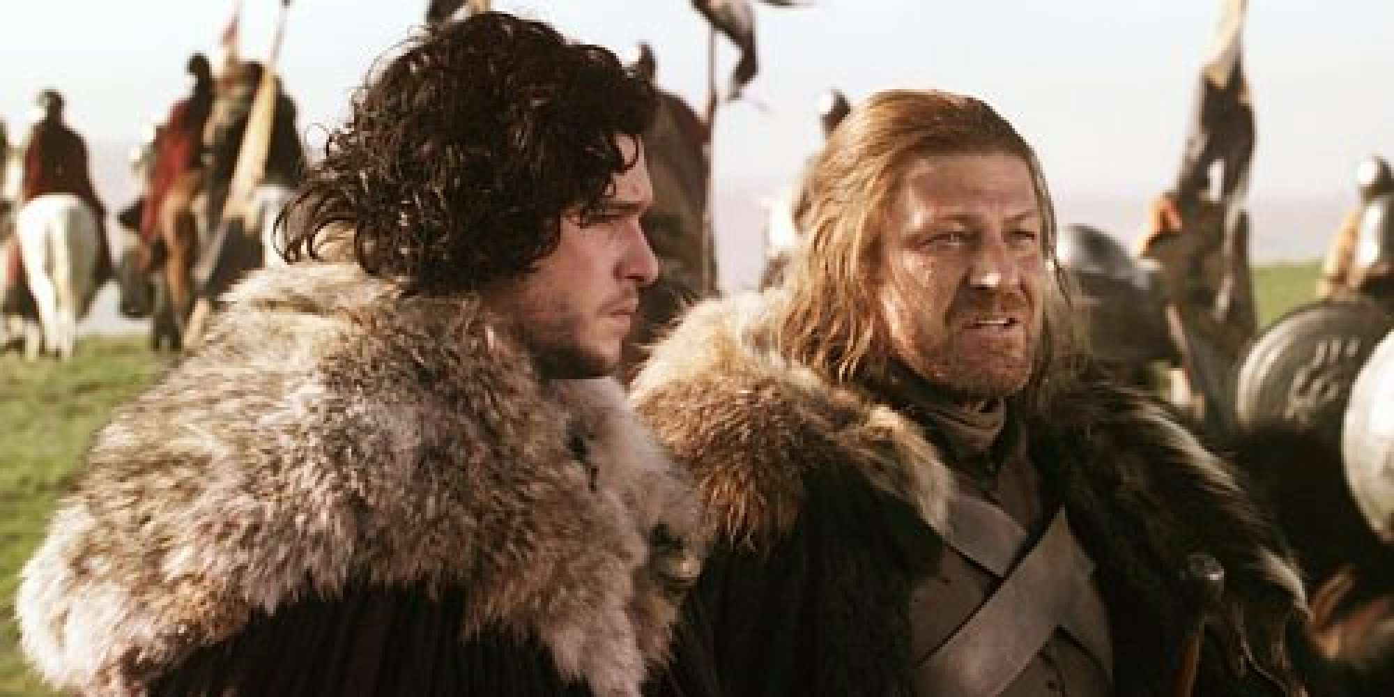 o SNOW facebook Sean Bean Revealed Jon Snows Identity Years Ago And We Missed It