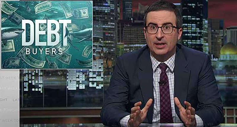 oliver2 John Oliver Makes TV History With Astounding Act Of Charity
