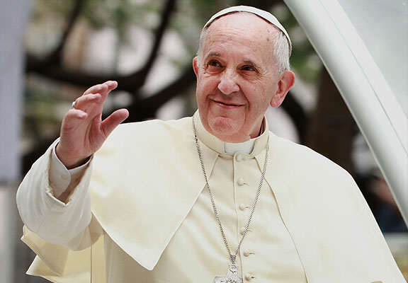 Pope Francis Says Christians And Catholics Should Apologise To Gay People