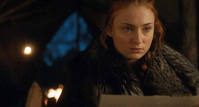 sansa fb Game Of Thrones Fans May Have Just Figured Out What Sansas Letter Said
