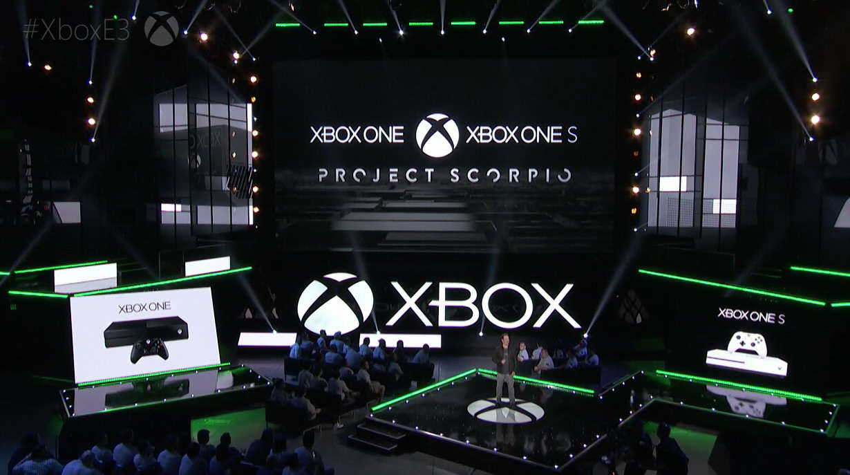 scorpio 1 PS4 Boss Finally Comments On Project Scorpio