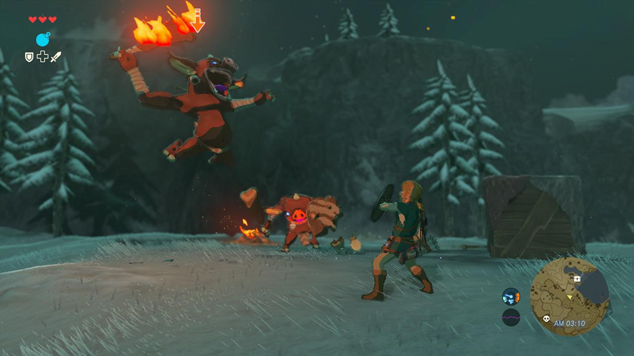 Zelda: Breath Of The Wild E3 Demo Was Nearly Stolen By Hacker screenshot 10 768