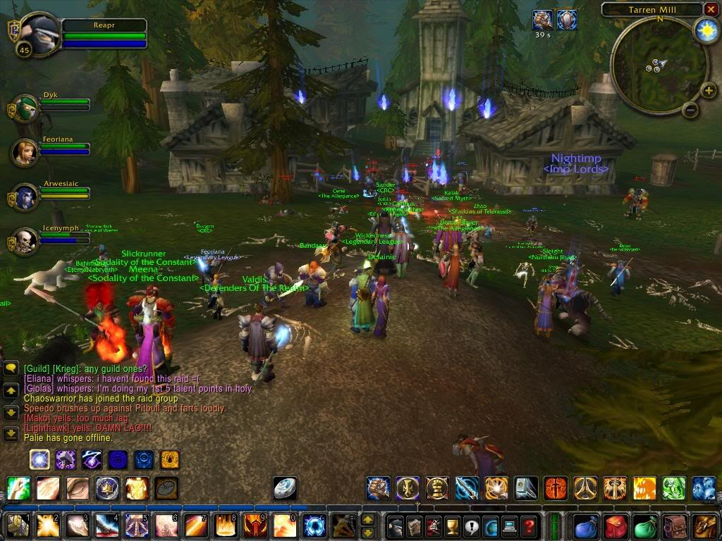 Blizzard Meet With Nostalrius Team To Discuss Legacy Servers southshore tarren mill 100532281 orig