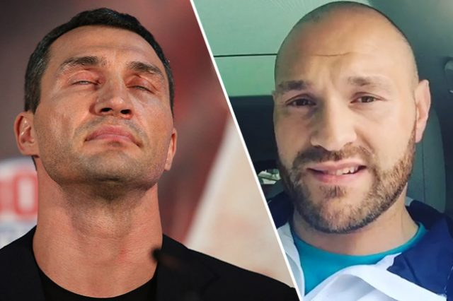 Tyson Fury's Reason For Cancelling Klitschko Fight Brings Worst Out Of People