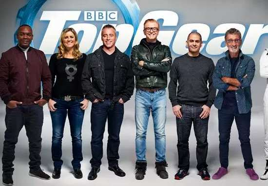 top gear featured New Top Gear Host Throws Shade At Past It Jeremy Clarkson
